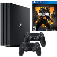 SONY PlayStation 4 Pro Bundle Call of Duty Black Ops IIII with 1TB HDD Game Console